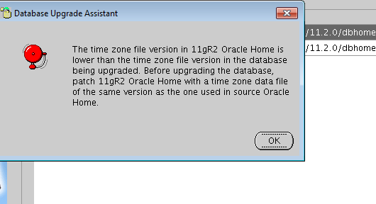 Downgrade to a lower DST version – Orhan Eripek's Oracle Blog